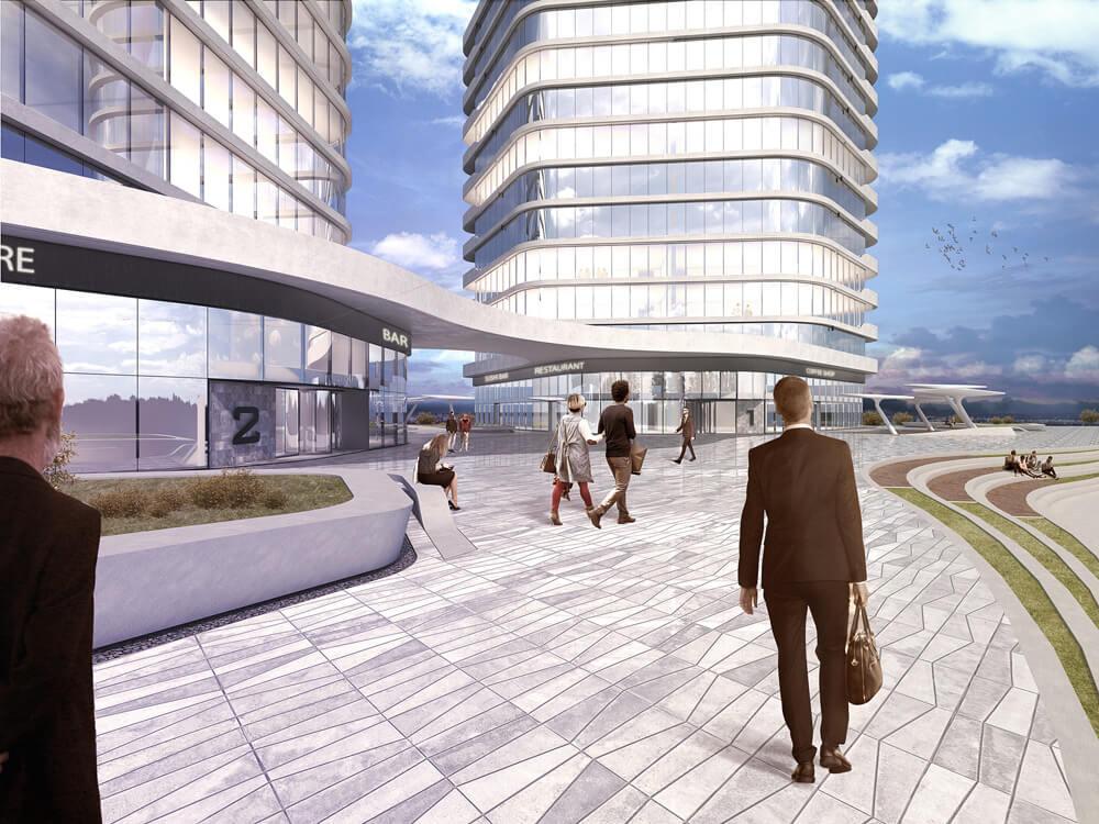 Business Center Talatona - Angola - 2016