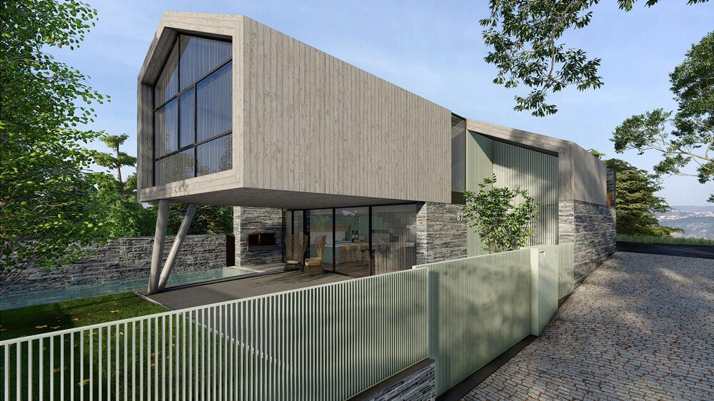 Casa VP - Vila Real - 2020